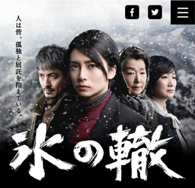 ドラマ「氷の轍」より